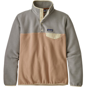 Patagonia Synchilla Snap-T Lightweight Pullover Dam Rosewater